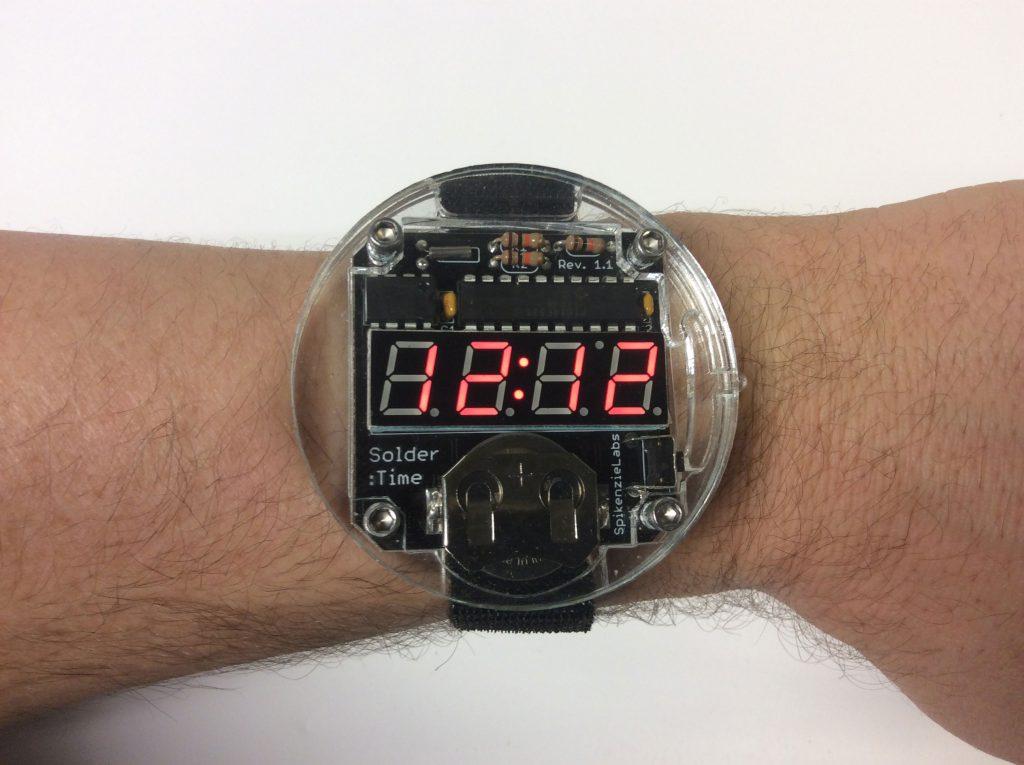 SolderTime Watch